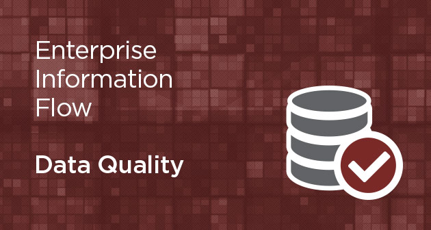 The Benefits of Enterprise Information Flow – Part Two: Data Quality