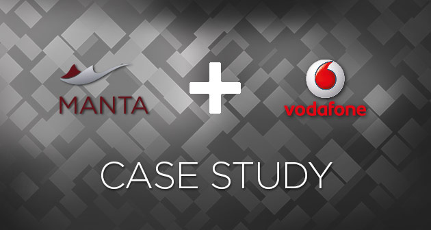 Case Study: MANTA and Its Two Years with Vodafone