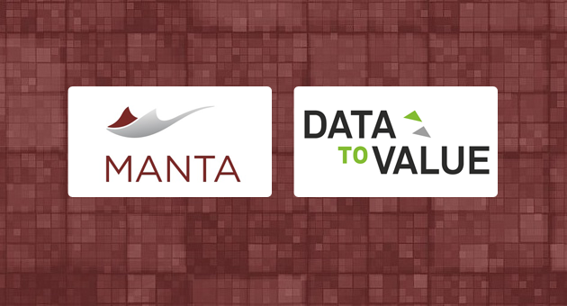 Press Release: Manta Tools and Data to Value announce strategic partnership