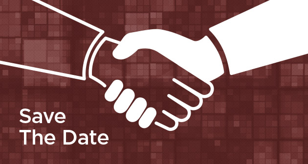 Handshake Moments in April: Save the Date