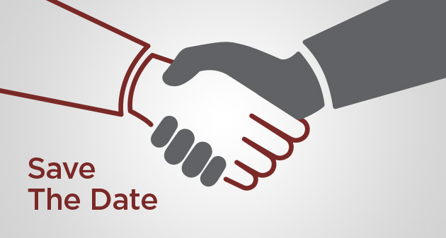 Handshake Moments in May: Save the Date