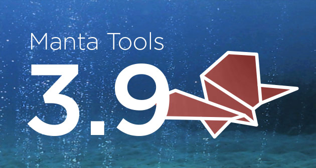 Manta Tools 3.9: Time Machine, Role Management & More