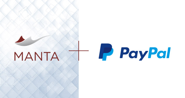 PayPal Is On Board with MANTA