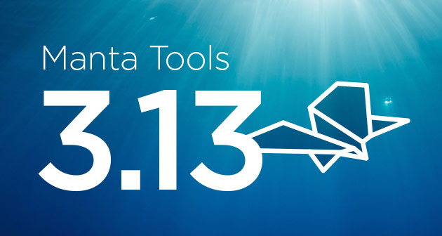 Manta Tools 3.13: New Online Demo for Microsoft SQL & More