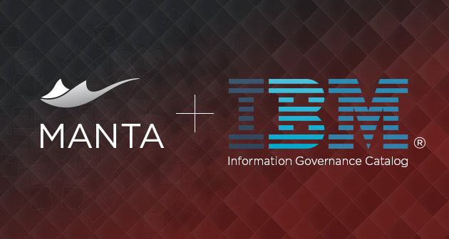 How Manta Flow Now Works with IBM Information Governance Catalog