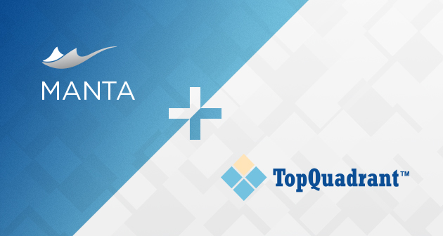 TopQuadrant and MANTA Partner to Further Automate the Discovery of Data
