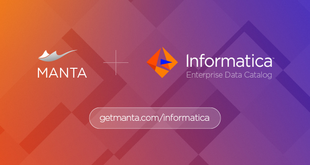 MANTA + Informatica EDC Tech Bond