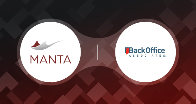 BackOffice Associates Embeds MANTA Technology to Deliver Actionable Data Lineage Capabilities Across Information Governance Solutions
