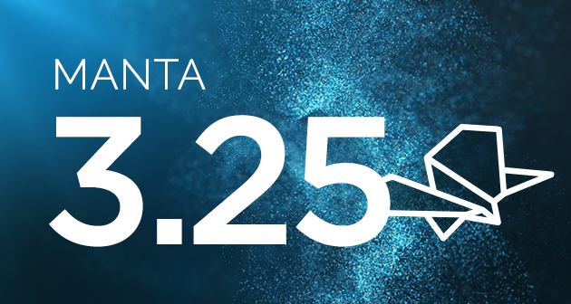 MANTA 3.25: Microsoft Excel, IBM Cognos, SAP PowerDesigner, and more!