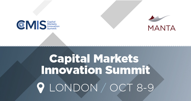 Capital Market Innovation Summit 2019: Shaping Digital Transformation and Delivering Value to Clients
