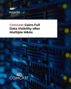 Comcast Gains Full Visibility after Multiple M&As