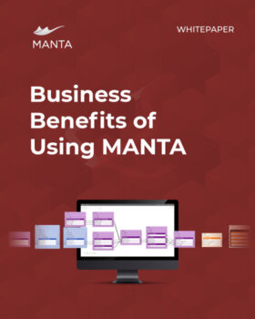 Business Benefits of Using MANTA
