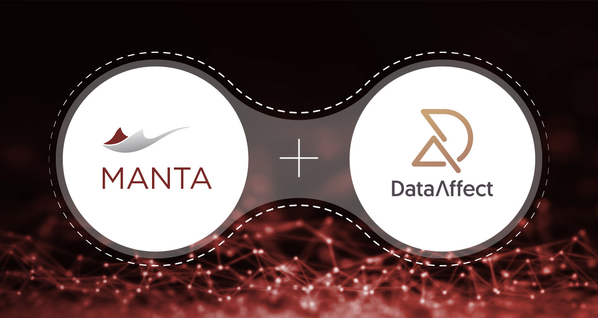 MANTA and Data Affect Partner Up to Provide an Enriched and Consolidated Lineage Platform