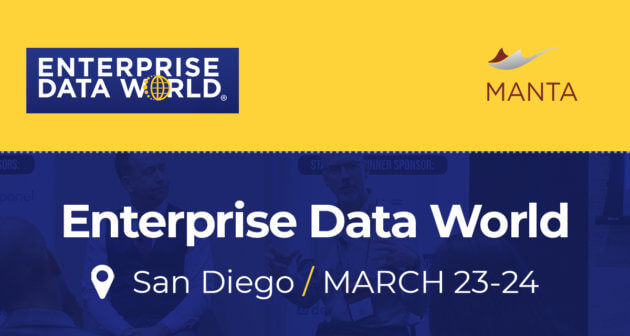 See You at Enterprise Data World 2020!
