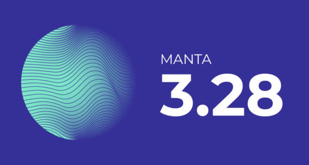 MANTA 3.28: Visualization Enhancements, New REST API Calls, and More