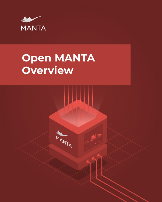 Open MANTA Overview