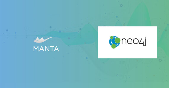 MANTA partners with Neo4j to provide customers with enhanced graph technology for data pipeline analysis