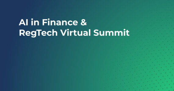 AI In Finance & RegTech Virtual Summit